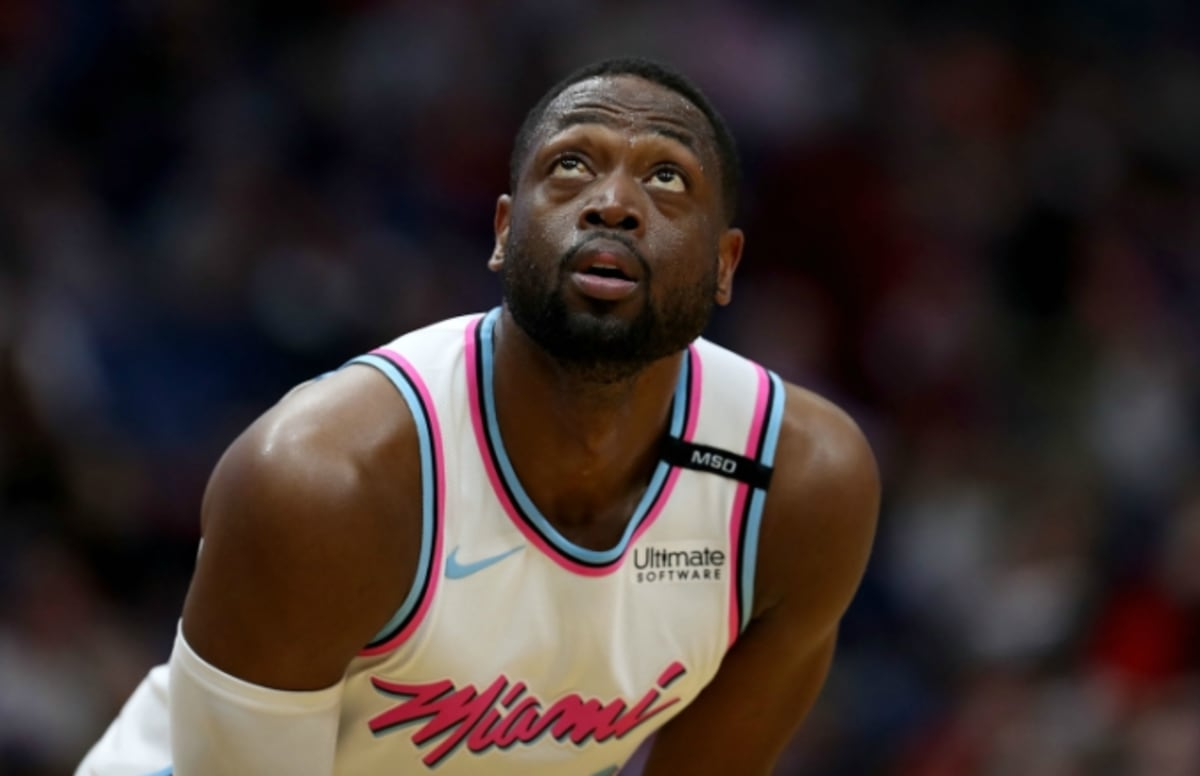 09c8807293e8 Dwyane Wade on His Current Relationship With Kevin Hart   We re Not  Friends