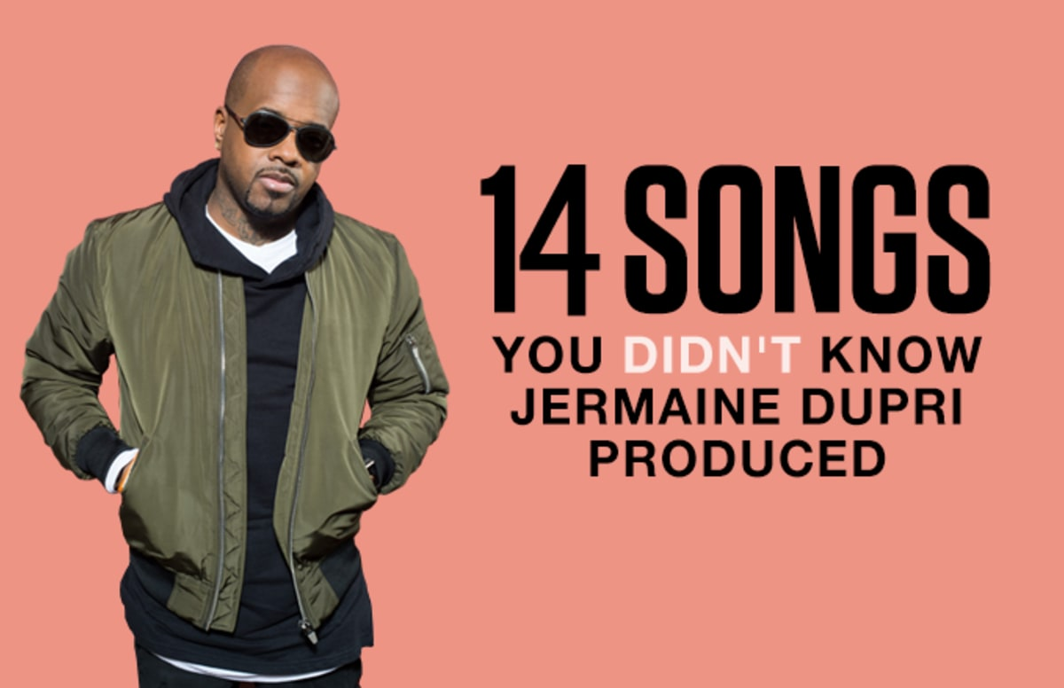 Jagged Edge Songs List Amazing 14 songs you didn't know jermaine dupri produced | complex