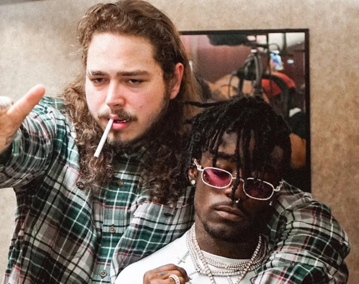 """Post Malone S Knuckles: Post Malone's """"Rockstar"""" Stage Dive Didn't Exactly Go As"""