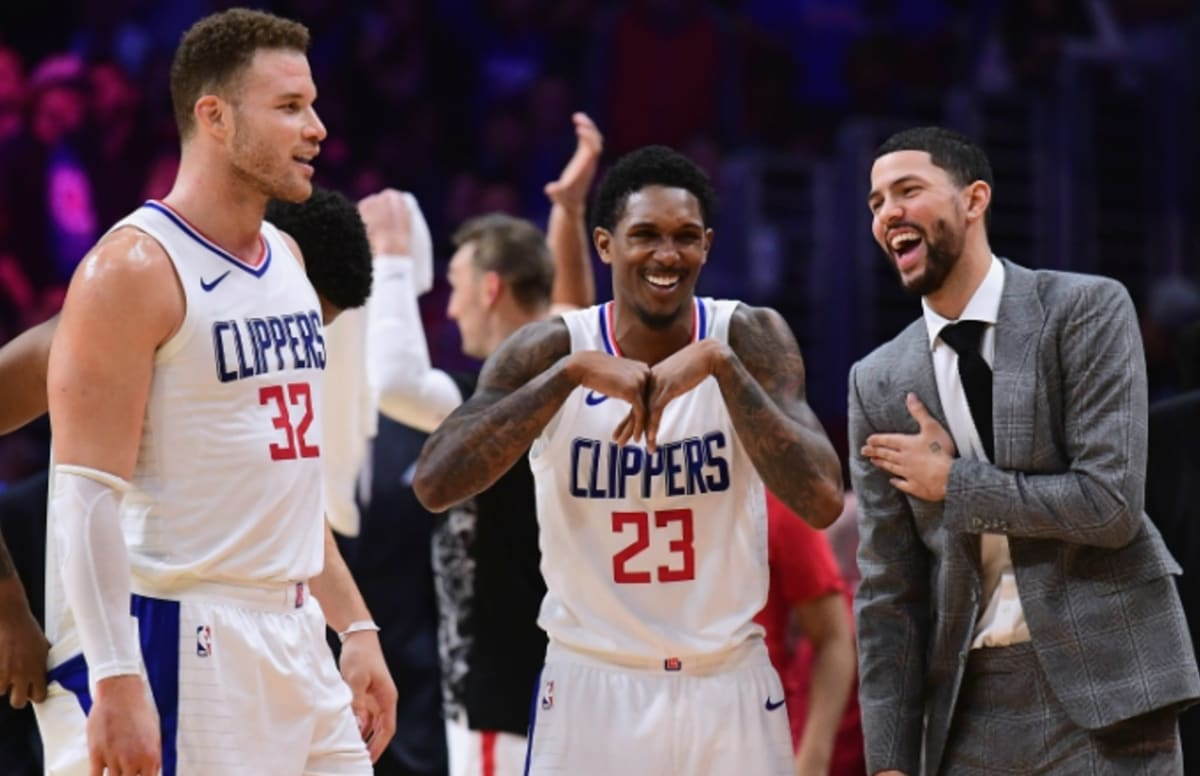 4ca069ec3 Austin Rivers Claims He Squashed Beef With Trevor Ariza Following Locker  Room Altercation