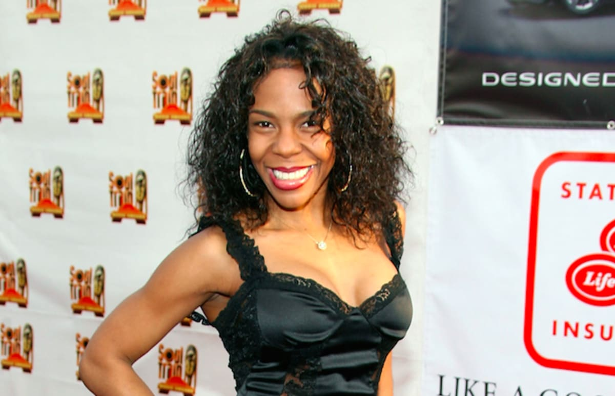 Watch Andrea Kelly (actress) video