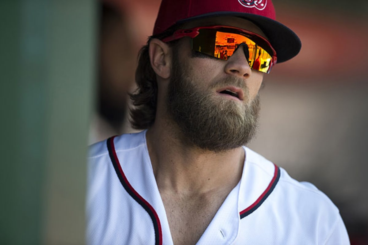 Bryce Harper Shows Off New Cornrows Gets Relentlessly Mocked Complex