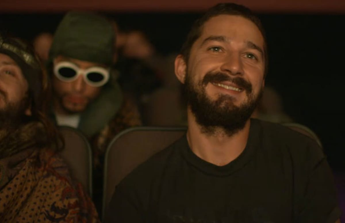 From Wow to WTF: Ranki... Shia Labeouf Song