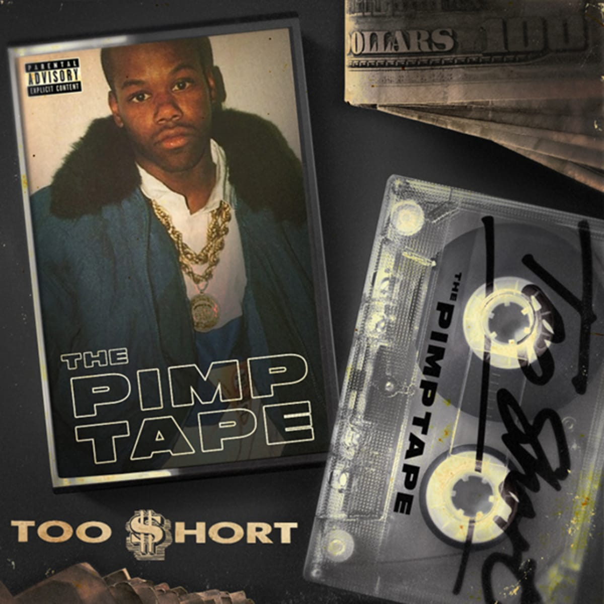 Too Short Releases New Album 'The Pimp Tape' f/ 2 Chainz, Ty Dolla Sign, Snoop Dogg, and More