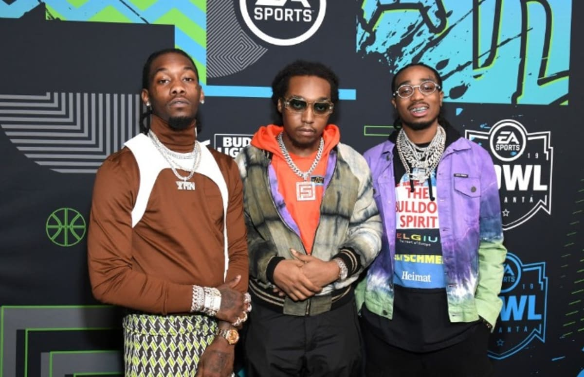 Offset Says Migos Didnt Like Donald Glovers Snl Skit Complex