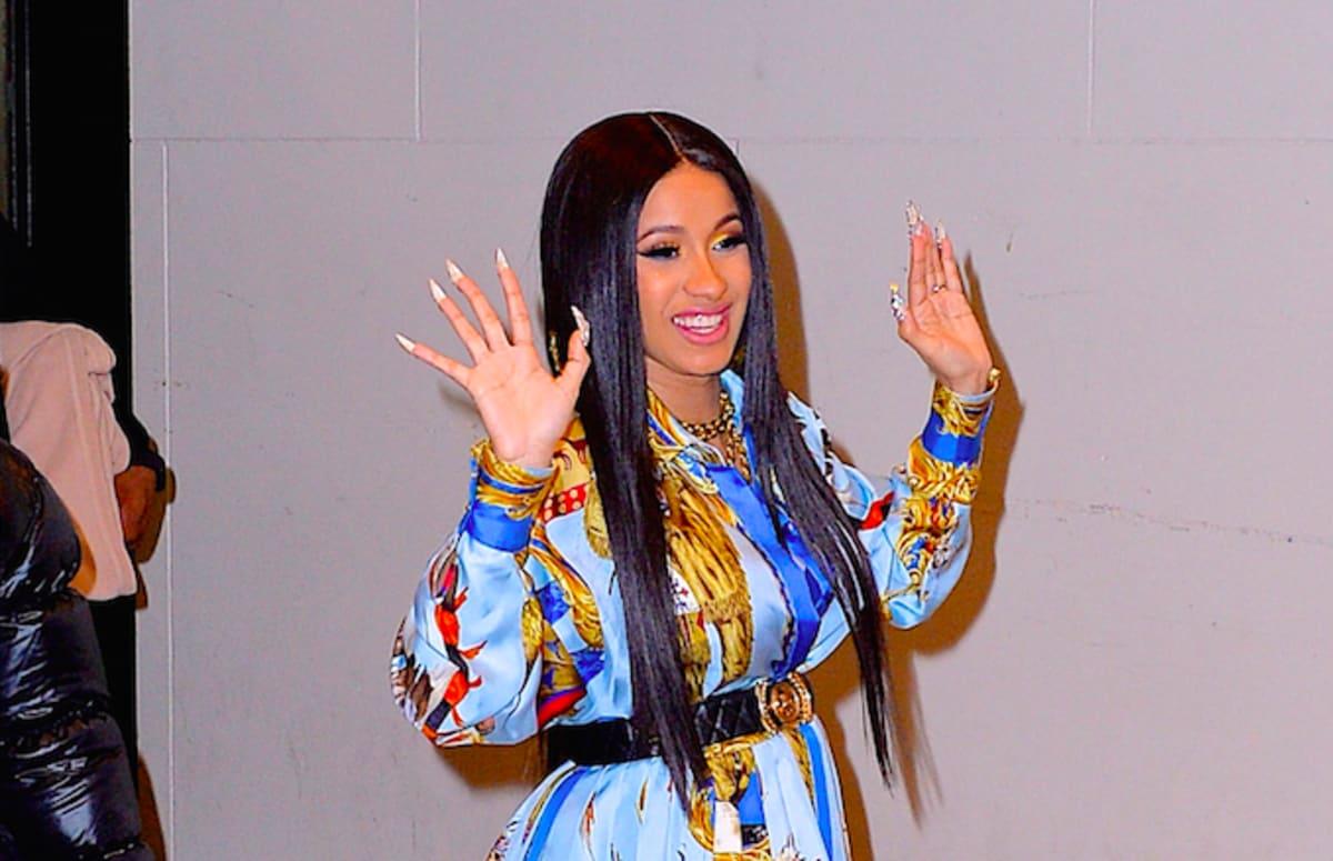 "Cardi B: Rumor About ""Lucid Dreams"" Remix With Nicki Minaj"