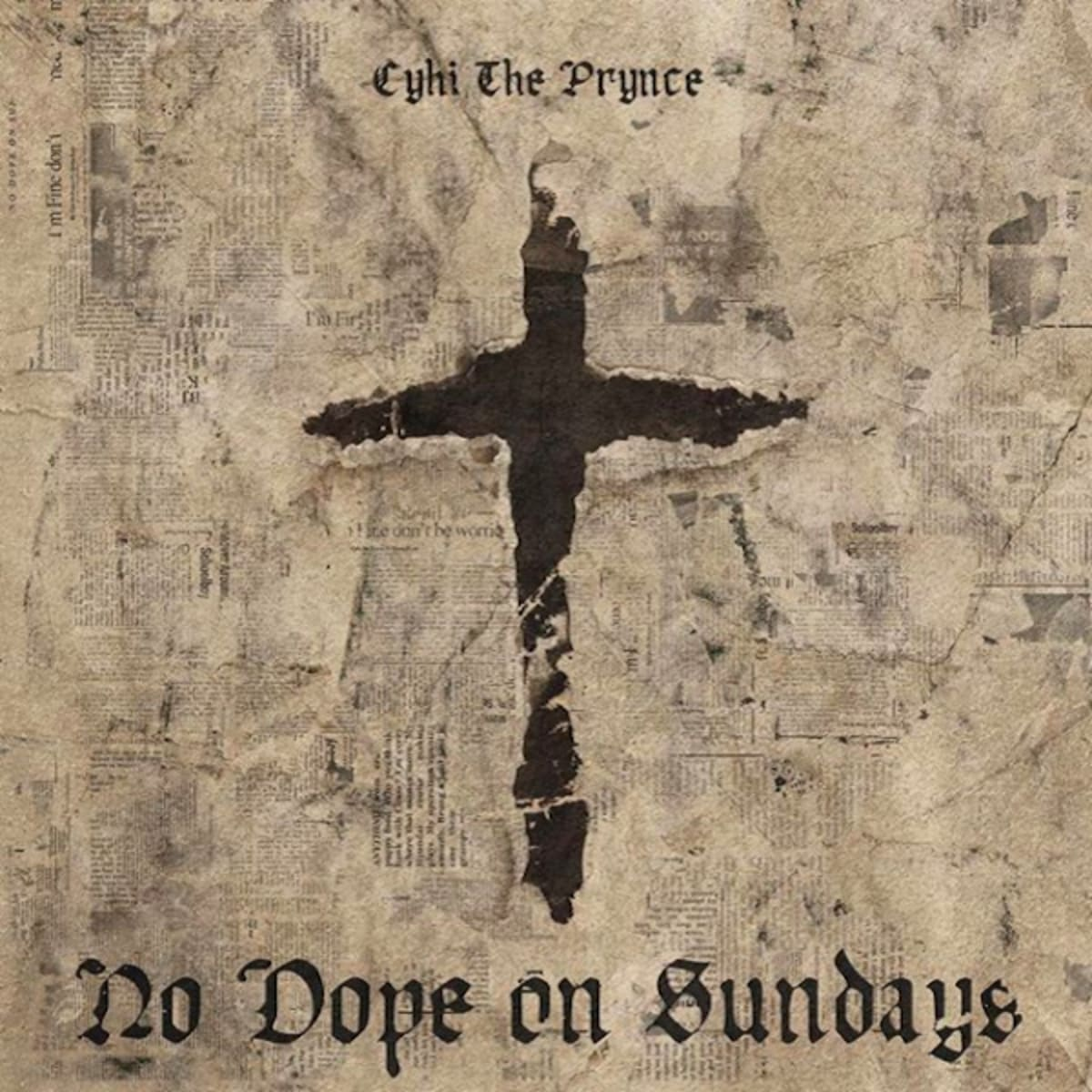 Image result for no dope on sundays
