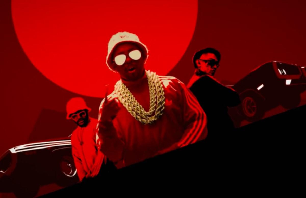 "Premiere: The Black Eyed Peas Drop ""BACK 2 HIPHOP"" Video f/ Nas"