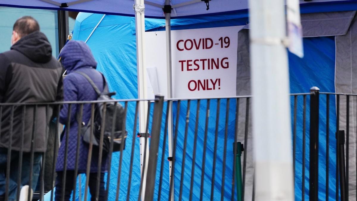 39-Year-Old Woman Who Tested for COVID-19 Found Dead in Kitchen Before Results Came in
