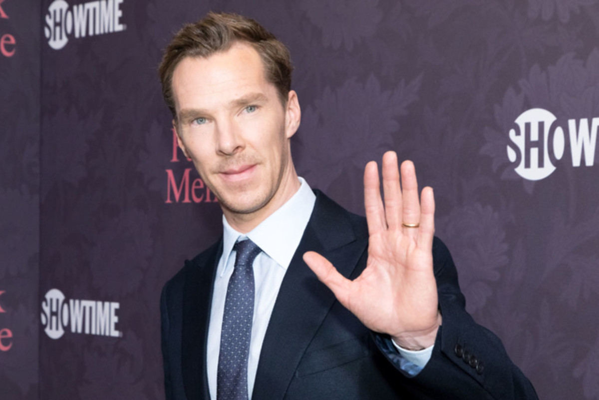 Benedict Cumberbatch Will Not Take a Role if his Female Co ...