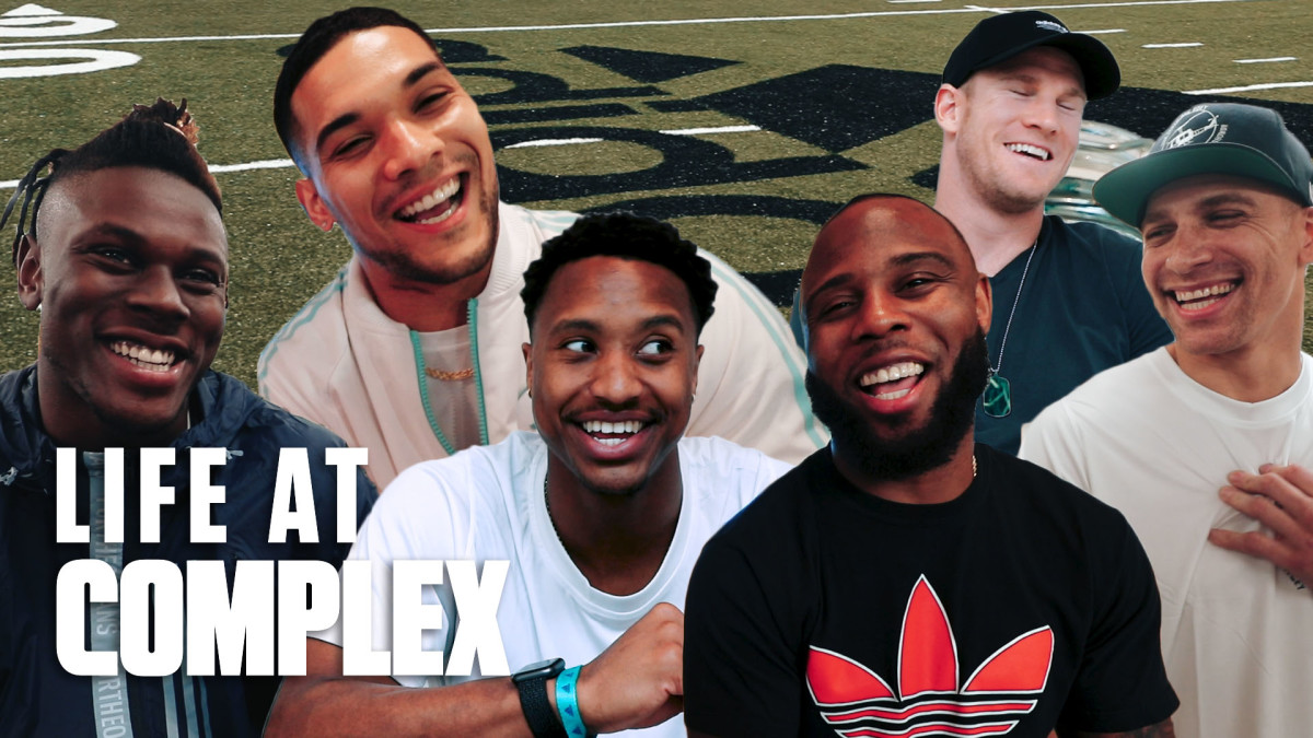 Awkward Situations For NFL Players At The Superbowl! | #LIFEATCOMPLEX