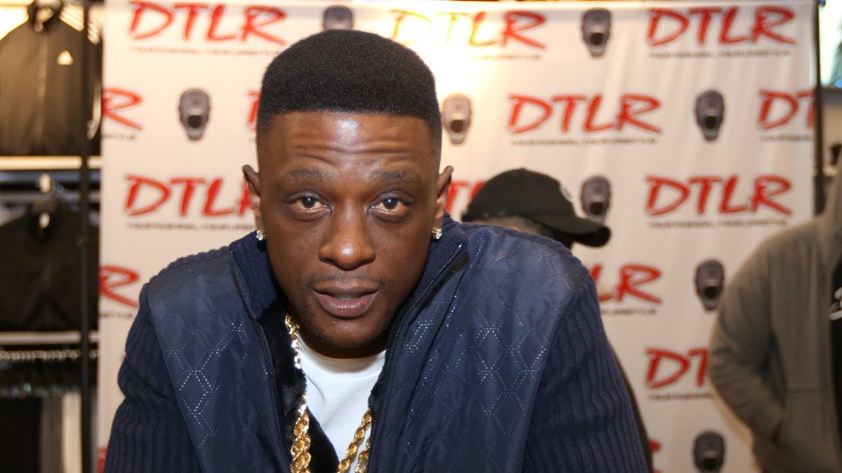 Boosie Badazz Shares Gift He Says He Received From Pablo Escobar's Family: 'Bigger Than a Grammy'