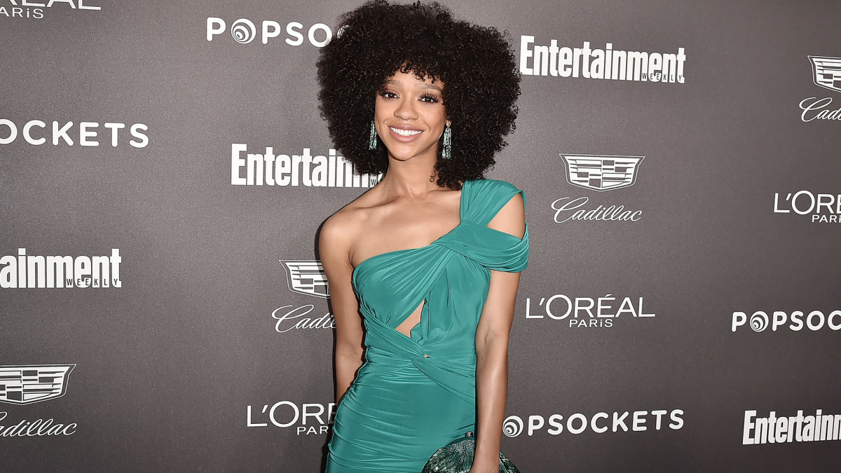 Tiffany Boone Addresses Departure From 'The Chi' Amid Jason Mitchell Misconduct Allegations