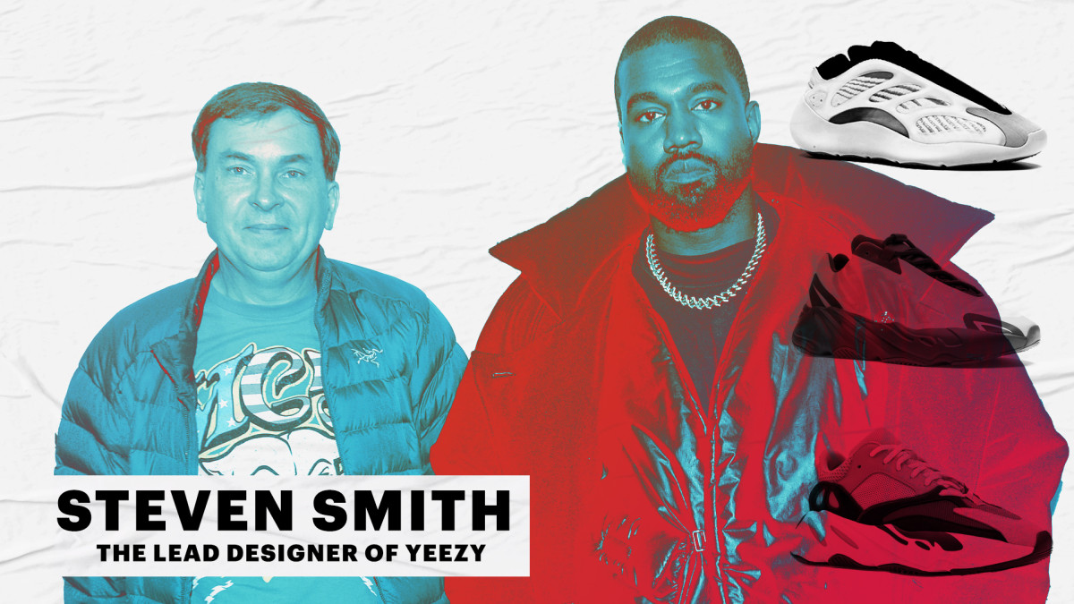 Steven Smith: The Guru Helping Kanye West Design His Yeezy Empire