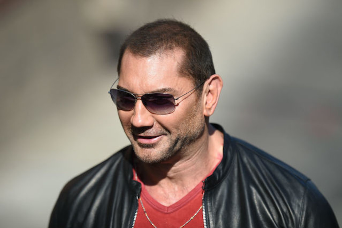 Dave Bautista May Leave 'GOTG' If They Don't Use James ...