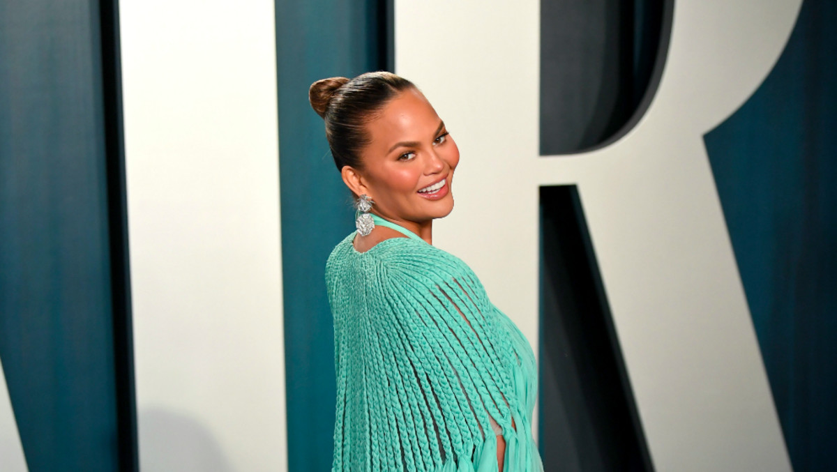 Chrissy Teigen Rips Into Conservative Host Criticizing 'Parasite' Win: 'What a Dumb F*cking Tool You Are'