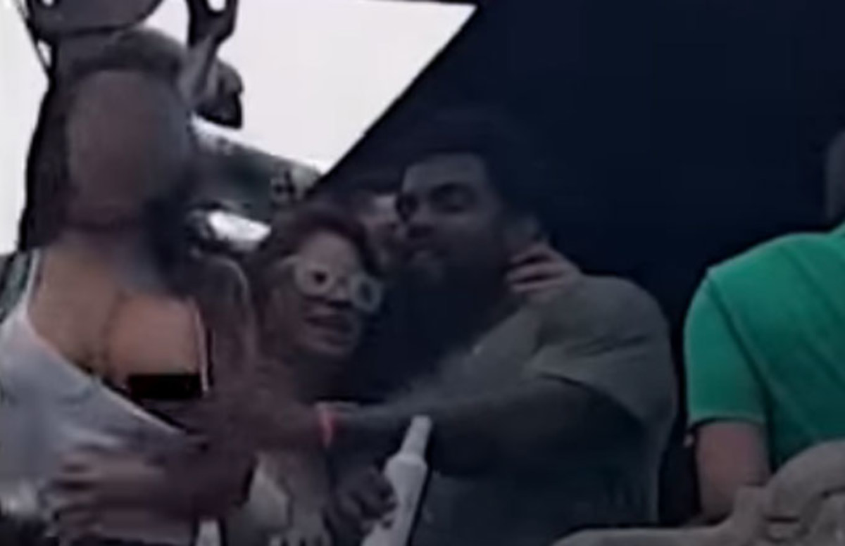 155410a68 Video Shows Ezekiel Elliott Exposing Woman's Breast During St. Patrick's  Day Parade | Complex