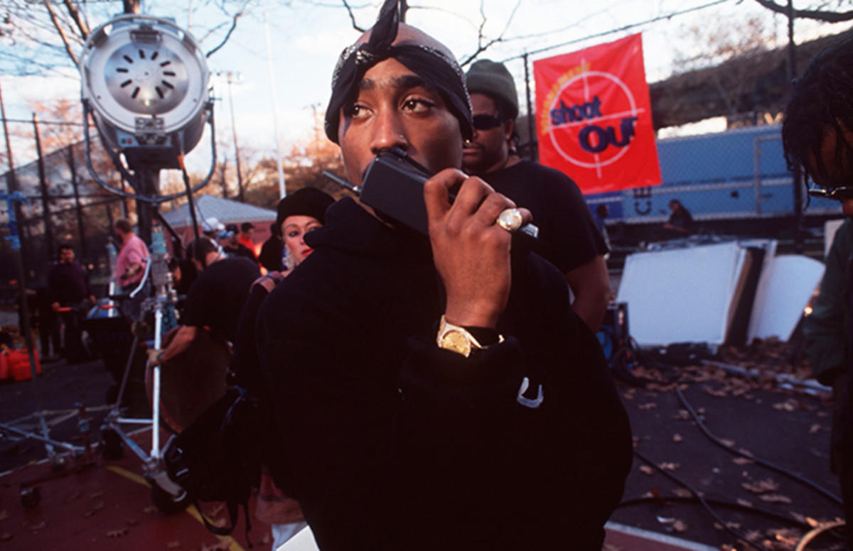 Watch the 'Snapped: Notorious Tupac Shakur' Documentary