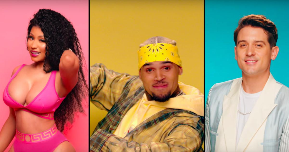 Watch Chris Brown's