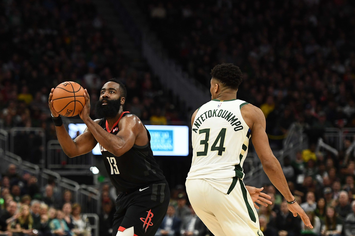 James Harden and Giannis Antetokounmpo: A Timeline of Their Feud