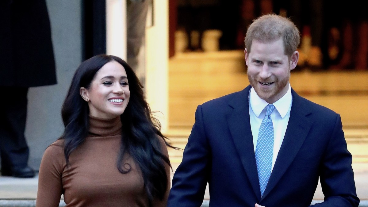 Prince Harry and Meghan Markle to Drop 'Royal' From Branding, Claim Queen Can't Stop Them From Using the Term