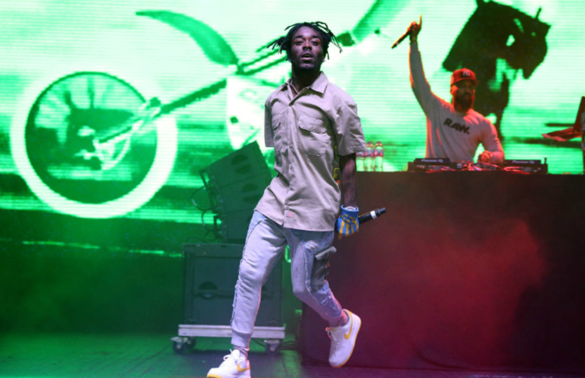Lil Uzi Vert May Be Taking More Shots at Rich the Kid on