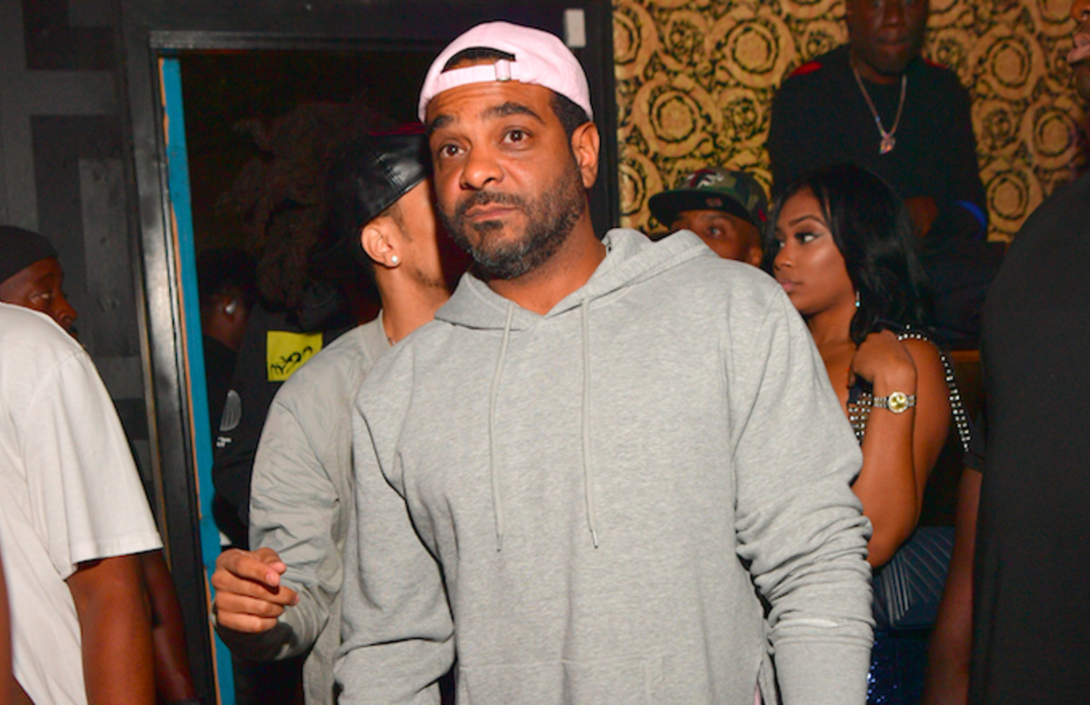 Jim Jones Slapped With 5 Felony Charges Stemming From June Arrest