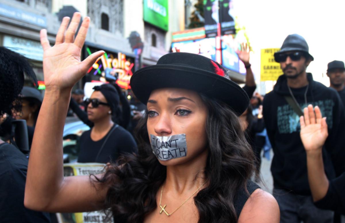 protest eric