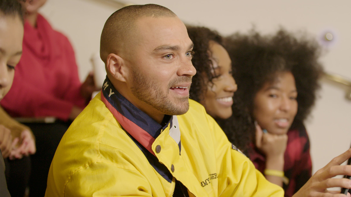 Jesse Williams Breaks Down the Significance of His New App BLeBRiTY