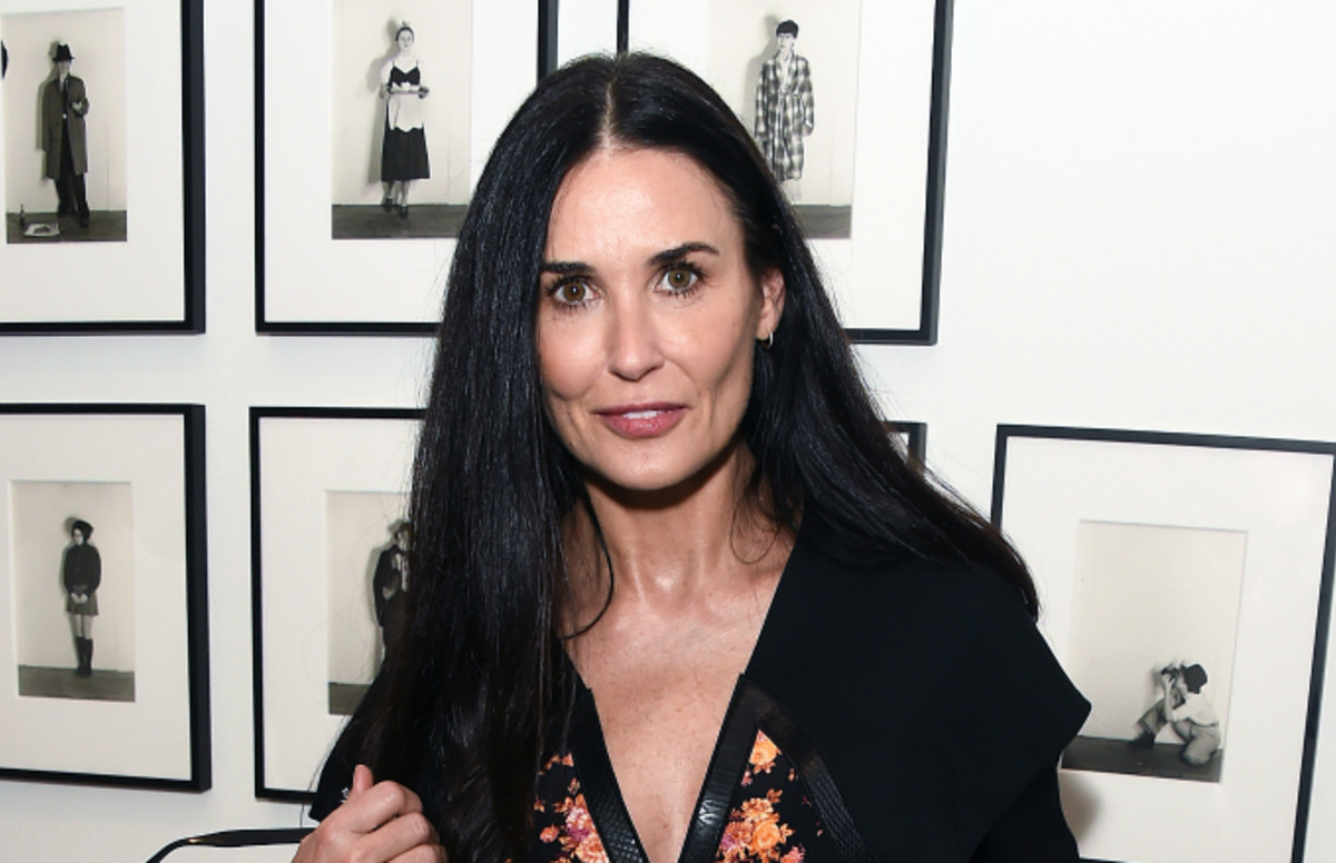 Demi Moore Says She Was Raped at 15 After Man Paid Her Mom ...