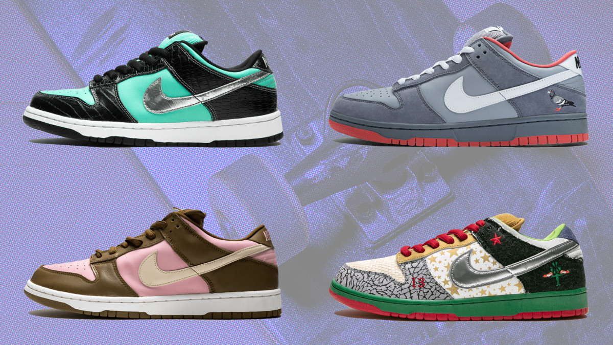 Why People Are Wearing Nike SBs to Prove They're Real Sneakerheads