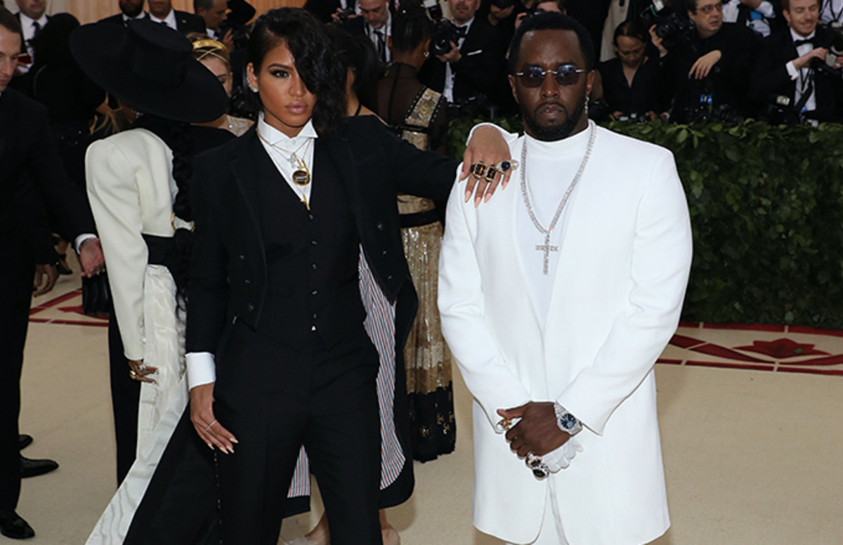 cassie diddy ventura hanging complex seen fine break following alex taylor hill center bossip