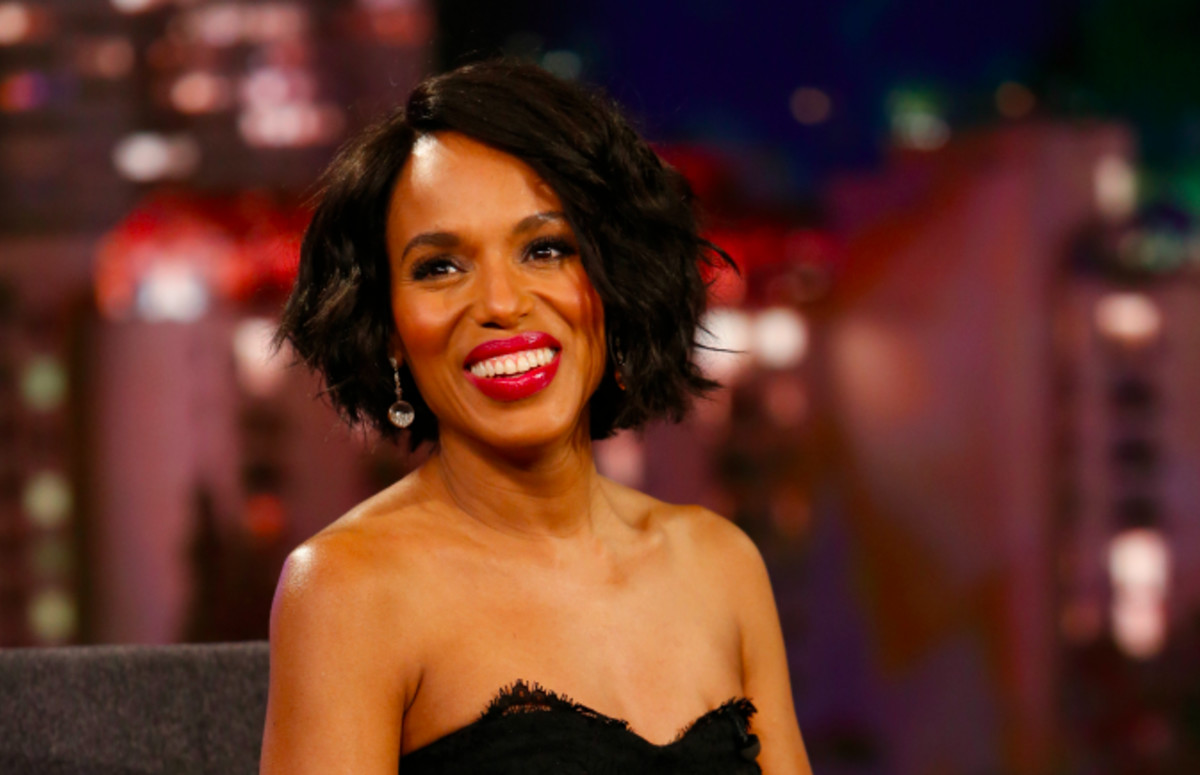 Kerry Washington Says She Sometimes Gets Texts Meant for Kanye West - Complex