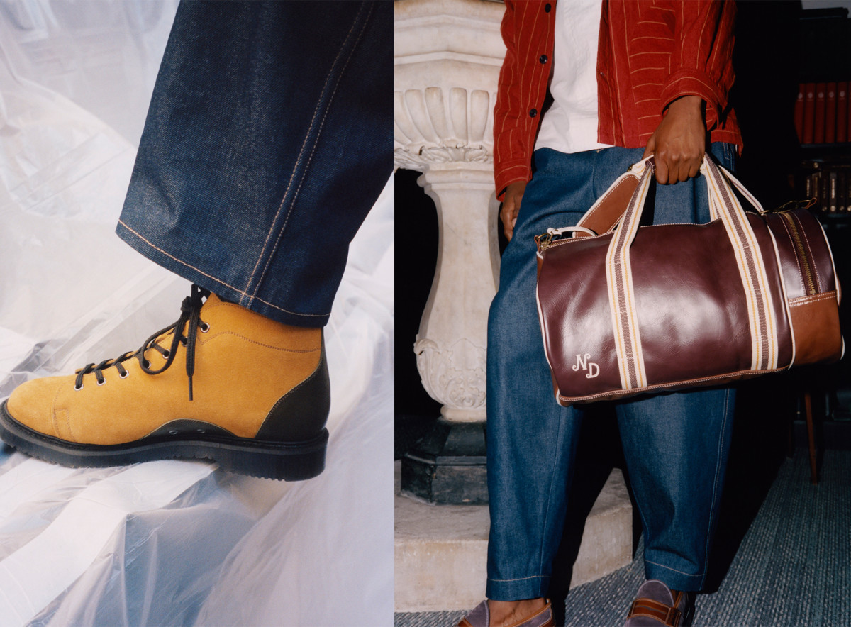 Fred Perry and Nicholas Daley Piece Together a Tight Accessory Delivery
