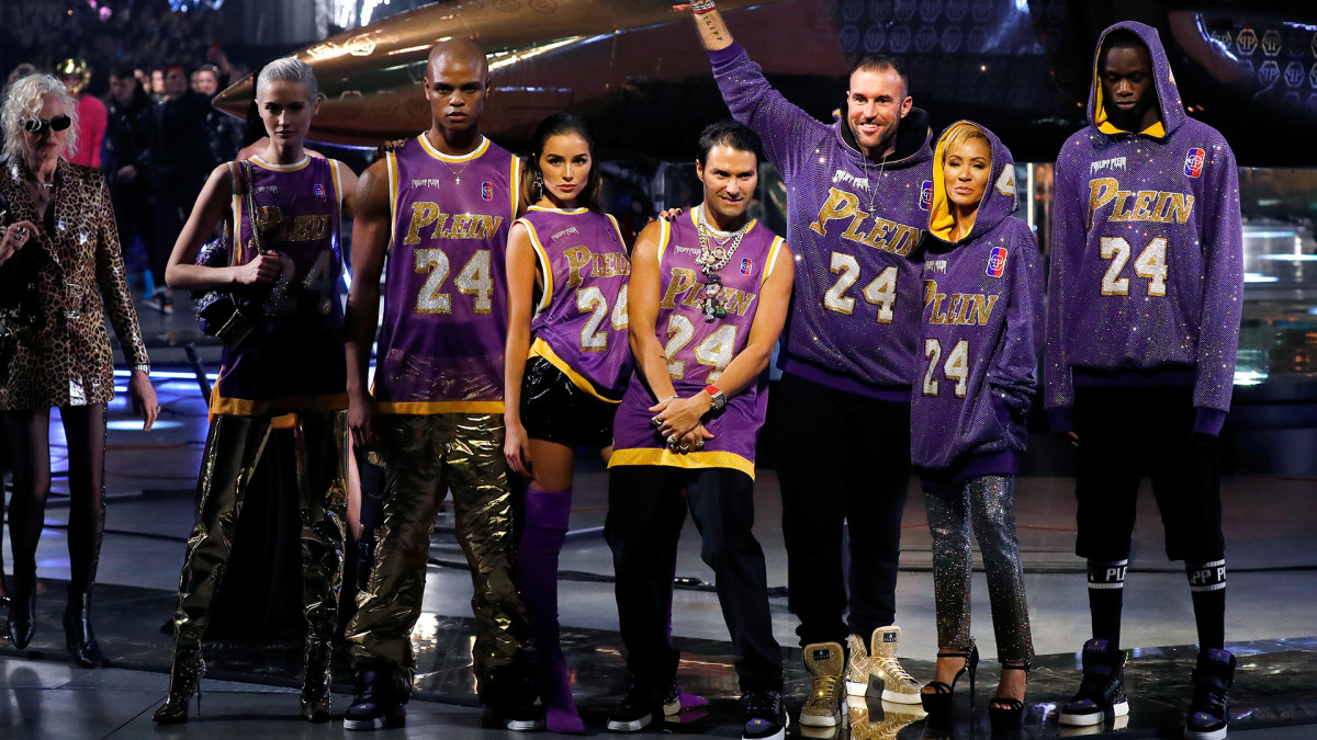 Philipp Plein Faces Backlash For Kobe Bryant Tribute Featuring Gold Helicopter