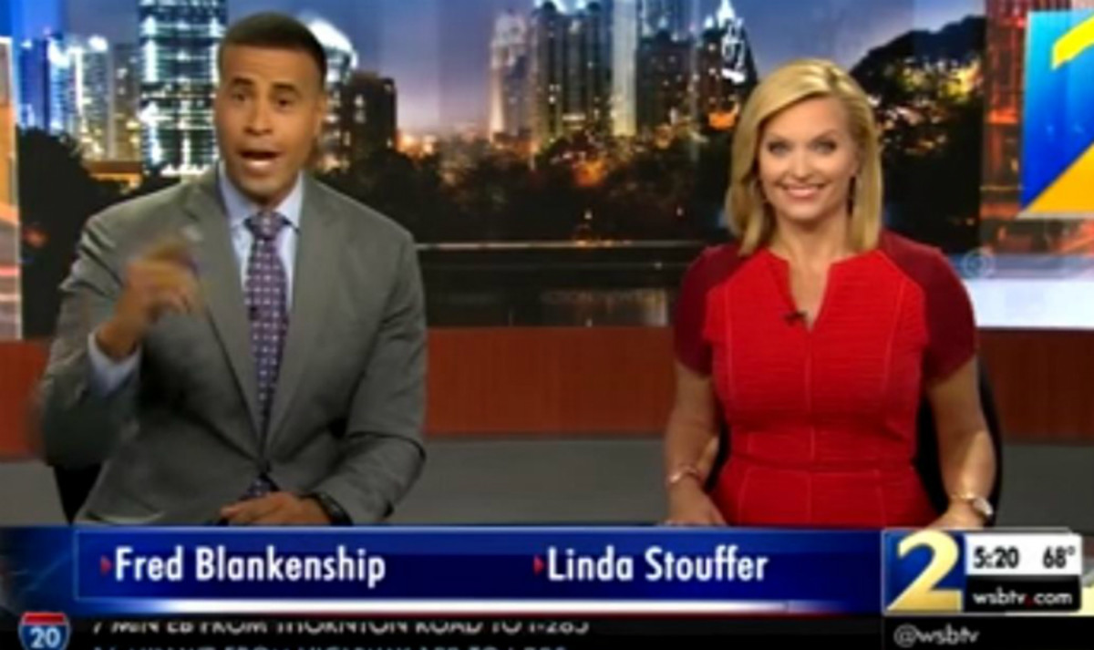 These News Anchors Paid Tribute to 2Pac By Rapping His Lyrics on Live TV