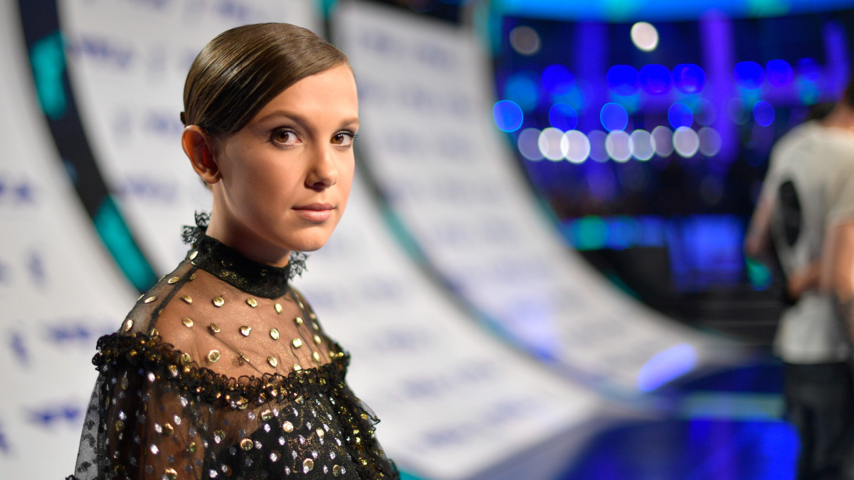 Millie Bobby Brown Says Public Scrutiny Has `Resulted...