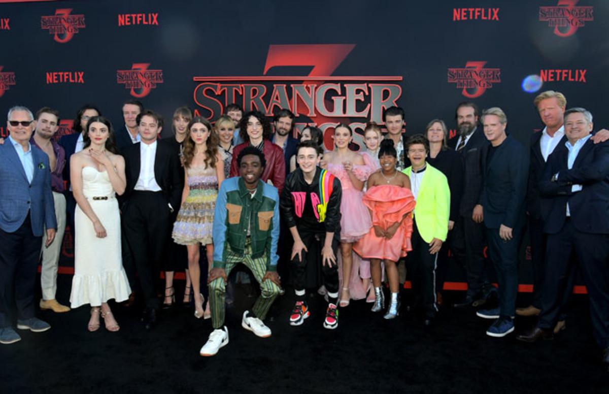 Netflix Says 'Stranger Things 3' Has Broken Their Ratings