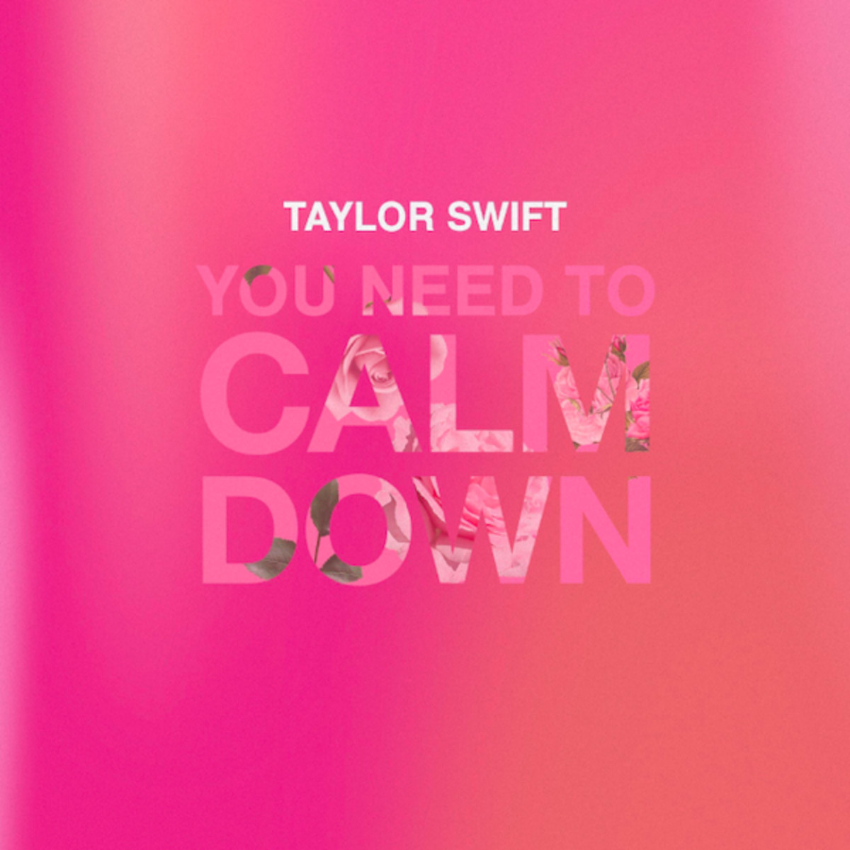 Taylor Swift - you need to calm down -capa
