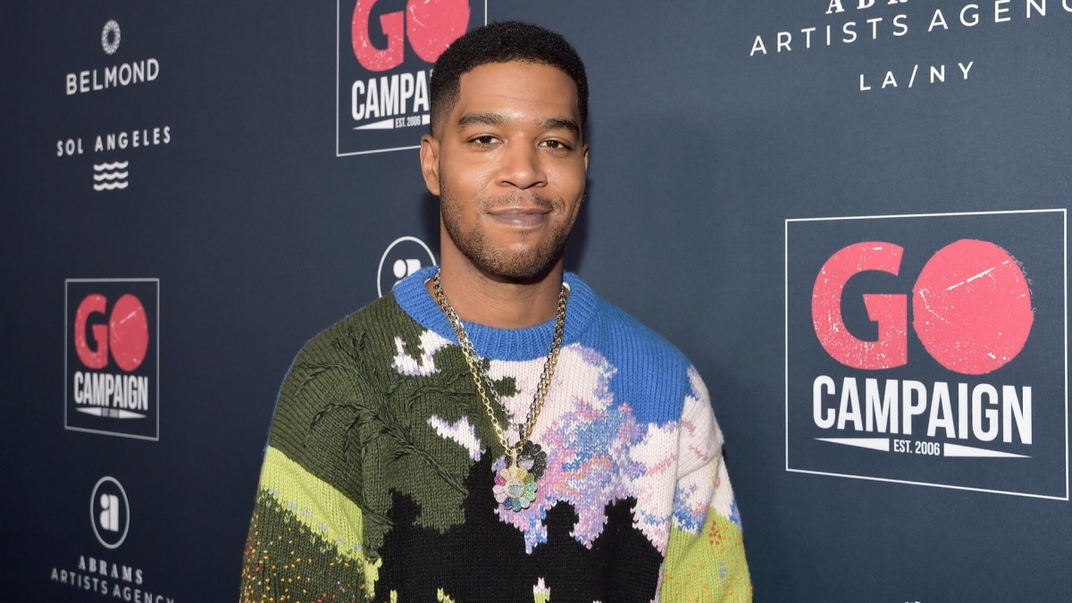 Kid Cudi Rents Out Theater for 'Sonic the Hedgehog' Screening With Fans