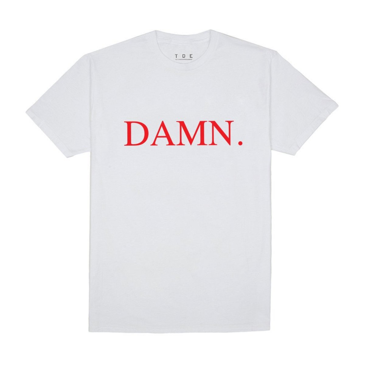 a93ffecd TDE Releases Official Merch for Kendrick Lamar's 'Damn' Album | Complex