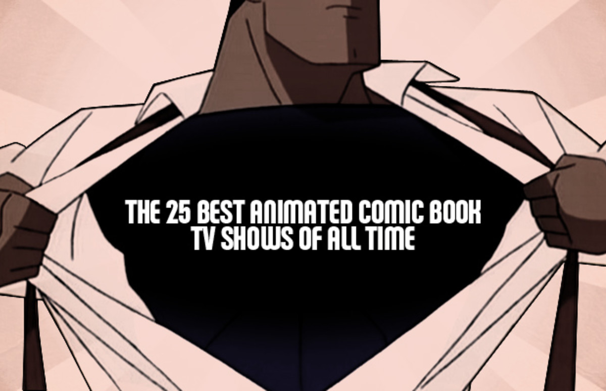 The 25 Best Animated Comic Book TV Shows Of All Time | Complex