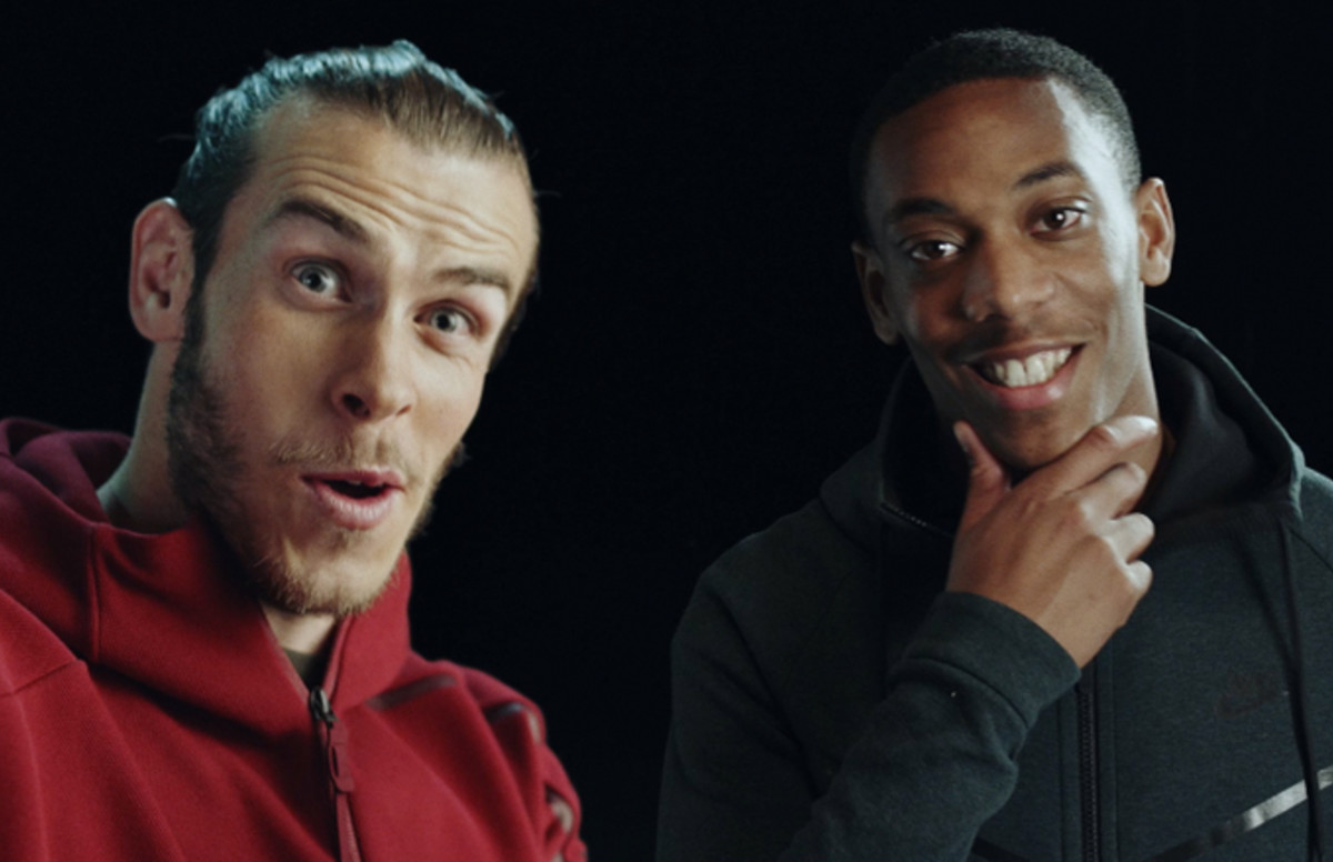 Gareth Bale and Anthony Martial Link up to Front Foot Locker Europe's 'Week of Greatness'