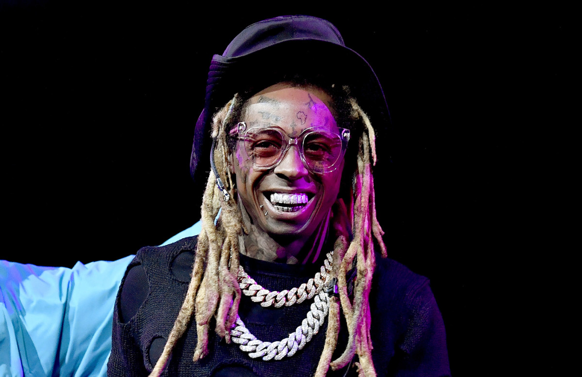Image result for lil wayne 2020""