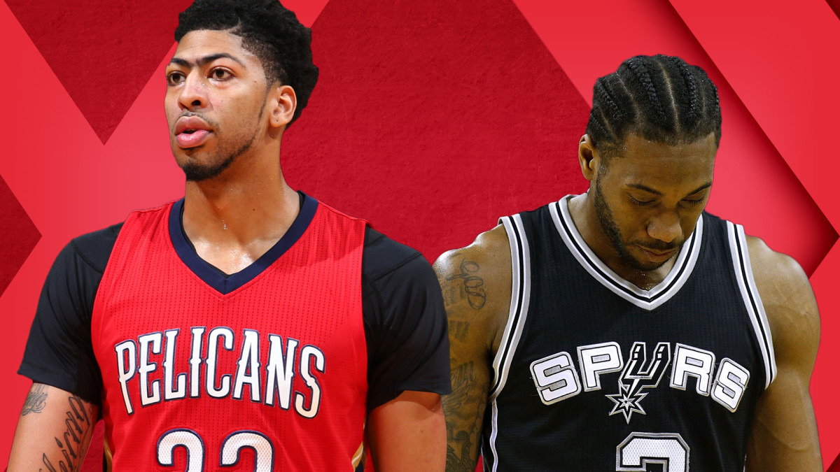 What Injury Says About Kawhi Leonard Is Anthony Davis Talking Too Big Out Of Bounds