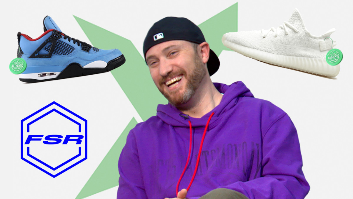 5609cf30 Does StockX Sell Fake Sneakers? CEO Josh Luber Responds | Full Size Run |  Complex
