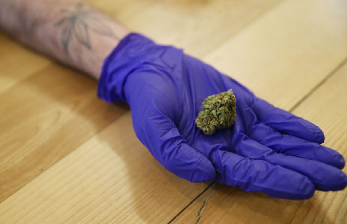 New Jersey Could Legalize Recreational Marijuana by January