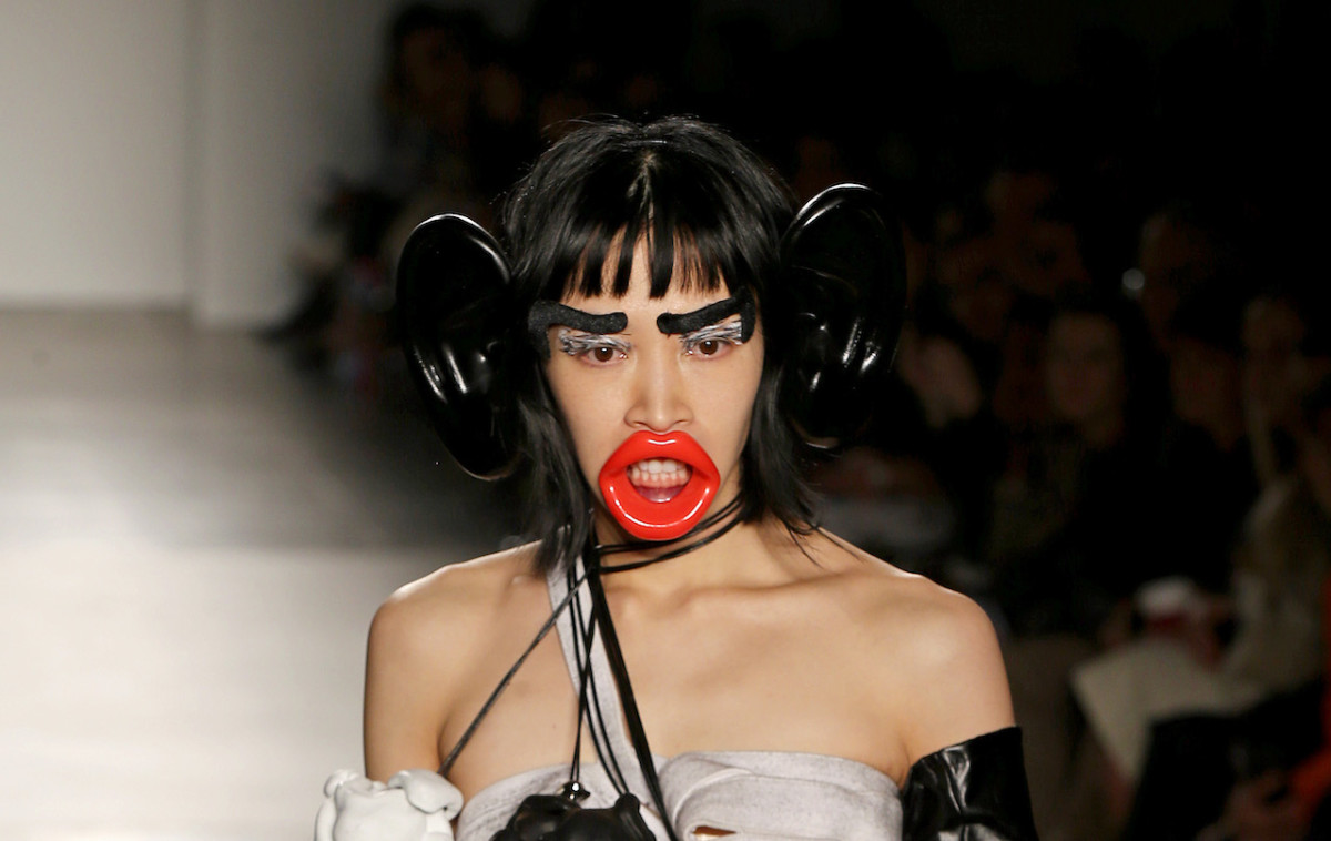 Fashion Institute of Technology Apologizes for 'Racist' Runway Show That Featured Monkey Ears and Lips