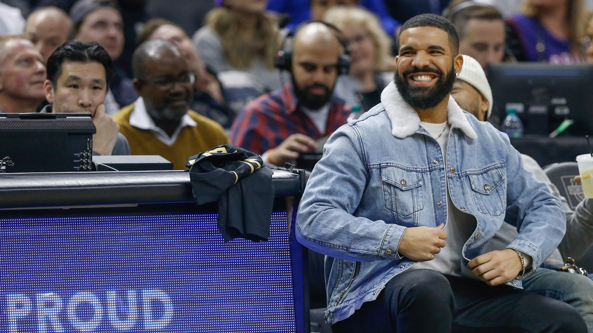 Drake Says He's Been 'Tucked Away Trying to Finish An Album'