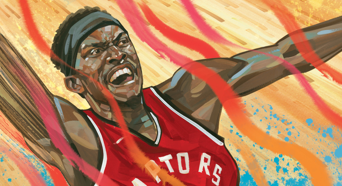 Pascal Siakam Wants to Make the Leap From All-Star to Superstar